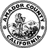 The County of Amador seal
