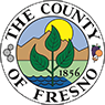 The County of Fresno Seal