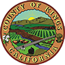 The County of Kings seal
