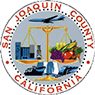 The County of San Joaquin seal