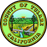 The County of Tulare seal